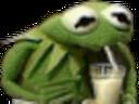 :Kermit_boisson: